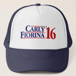 Carly Fiorina 2016年 キャップ