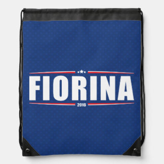 Carly Fiorina、Fiorina 2016年 ナップサック