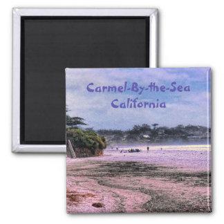 Carmelのビーチカリフォルニア中央海岸の磁石 マグネット