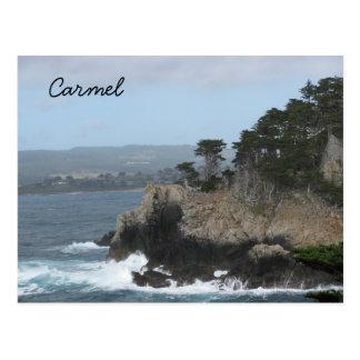Carmel、カリフォルニア ポストカード