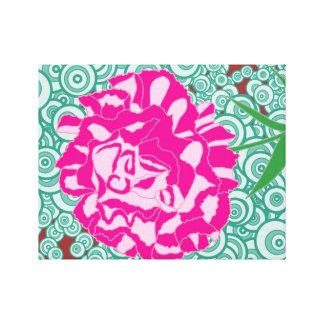 Carnation キャンバスプリント