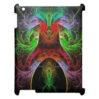 Carnavalの抽象美術 iPadケース
