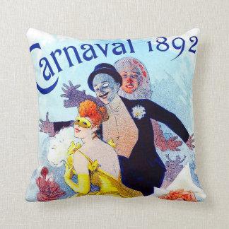Carnaval 1892の枕 クッション