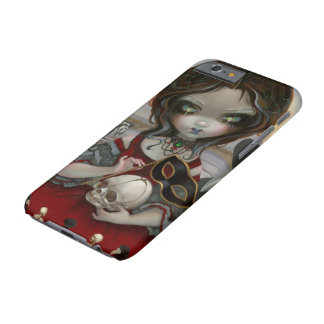 """""""Carnevale di Morte""""のiPhone6ケース Barely There iPhone 6 ケース"""