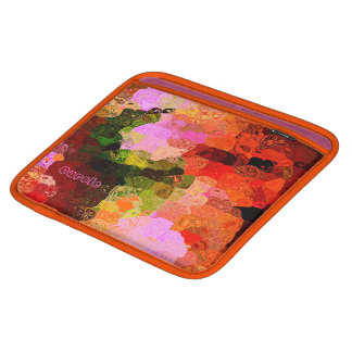 Caroleの多彩なiPadの袖 iPadスリーブ