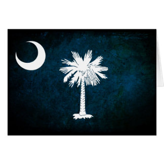 Carolinanの南旗; カード