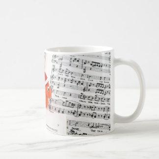 Caroling Werm コーヒーマグカップ