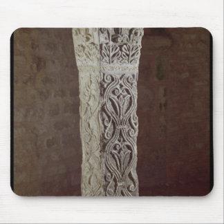 Carolingianの柱、c.758 マウスパッド