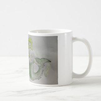 Carolynの人魚のマグ コーヒーマグカップ