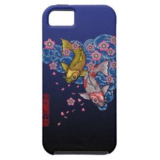 Carp sakura iPhone 5 カバー