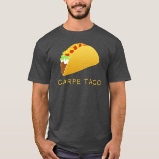 Carpeのタコス Tシャツ