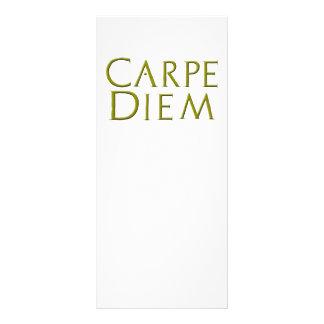 Carpe Diemのしおり ラックカード