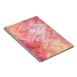 Carpe Diemのノート ノートブック