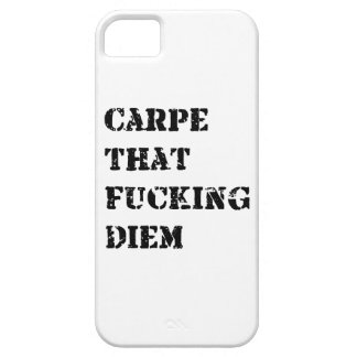 Carpe DiemのiPhone 6/6s iPhone SE/5/5s ケース