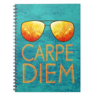 Carpe Diem ノートブック