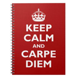 Carpe Diem! ノートブック
