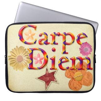 Carpe Diem -ラップトップスリーブ ラップトップスリーブ