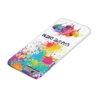 Carpe Diem Barely There iPhone 6 ケース