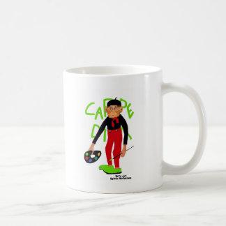 Carpe Diem I コーヒーマグカップ