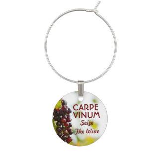 Carpe Vinumはワインを握ります ワインチャーム