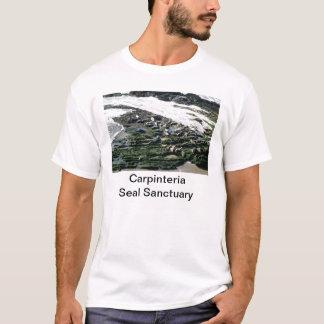 Carpinteriaのシールの聖域 Tシャツ