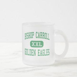 Carroll -金イーグルス-ウィチタ司教 フロストグラスマグカップ