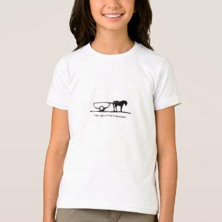 Carstrology -馬力の年齢 tシャツ