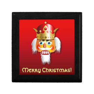 Cartoonクリスマスのくるみ割り王 ギフトボックス