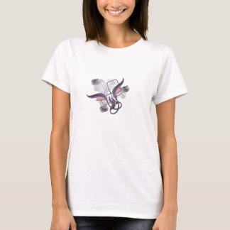 Cartouche M。 ミステリー幸運なCharmю Tシャツ