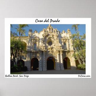 Casa del Prado ポスター