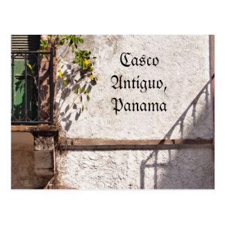 Casco Antiguo、パナマ-郵便はがき ポストカード