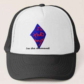 caseartのベスト、私はdiomondです! キャップ