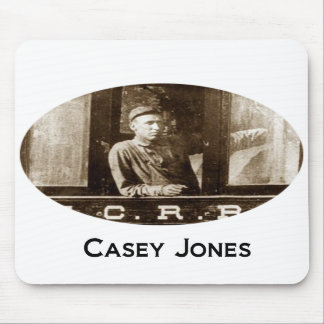 Caseyジョーンズの列車のマウスパッド マウスパッド