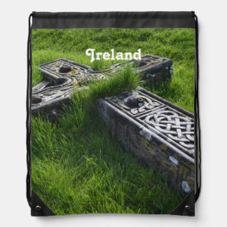 Cashelの石の墓地 ナップサック
