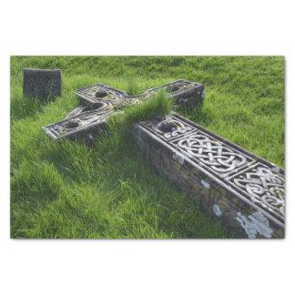 Cashelの石の墓地 薄葉紙