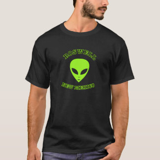 Caso Roswell Tシャツ