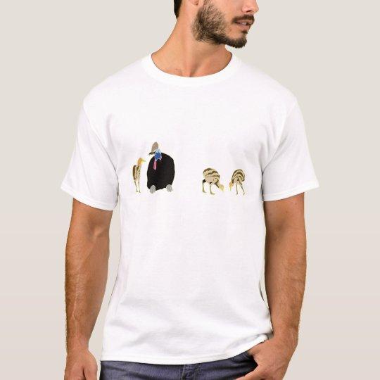 Cassowary Tシャツ