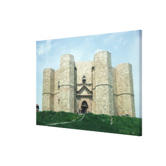 Castel del Monte キャンバスプリント