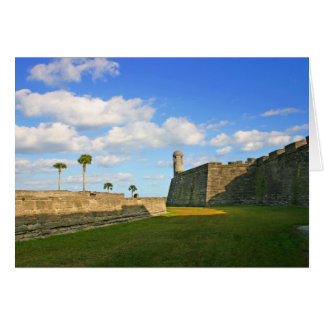 Castillo de San Marcos カード
