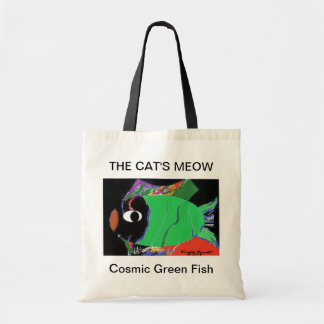 CATの猫の鳴き声 トートバッグ
