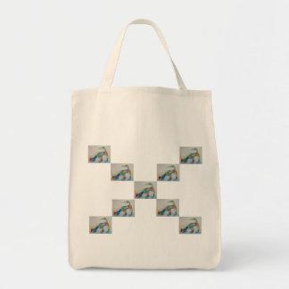 CATの買い物袋 トートバッグ