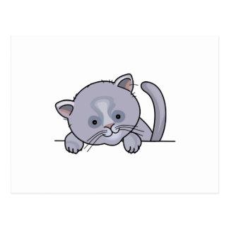 CATの遊ぶこと ポストカード