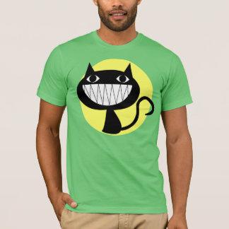 CATをにやにや笑うこと Tシャツ