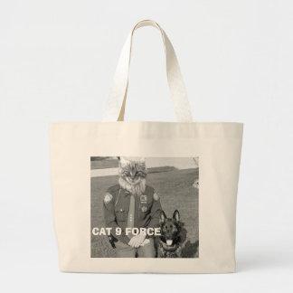 CAT 9力 ラージトートバッグ