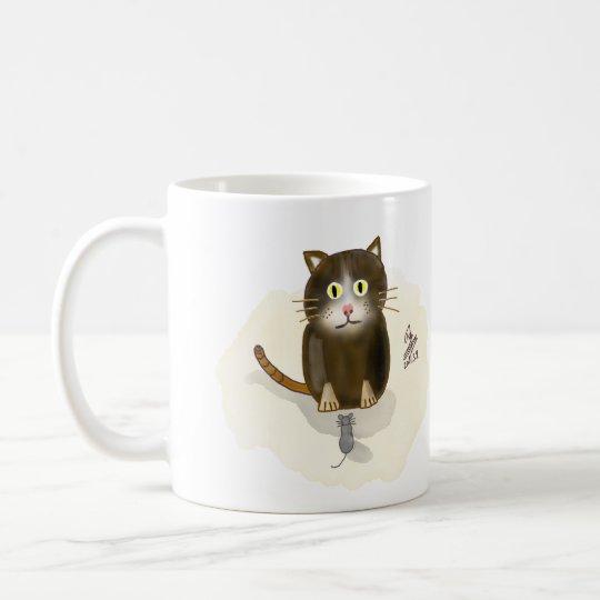 CAT A コーヒーマグカップ