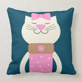 Cat Fashion クッション