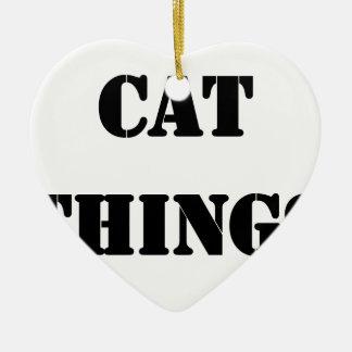 CAT THINGS.pdf セラミックオーナメント