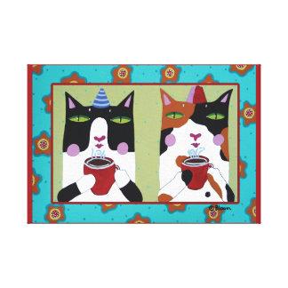Catalatte Canvas Print キャンバスプリント