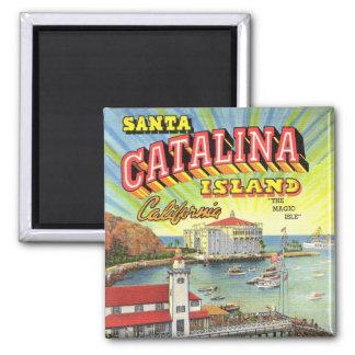 Catalinaの島の磁石 マグネット