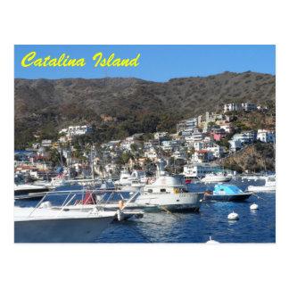 Catalina、カリフォルニア ポストカード
